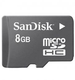 Micro SDHC 8 GB