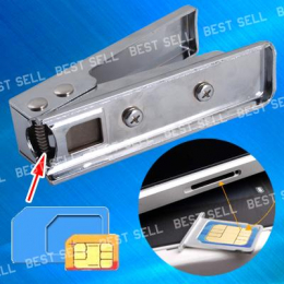 Řezačka SIM - Micro SIM