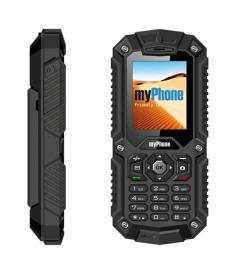 myPhone Hammer Black