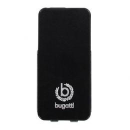 Pouzdro Bugatti Geneva Flip Samsung G900 Galaxy S5 černé