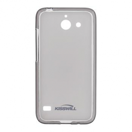 Pouzdro Kisswill TPU Huawei Honor 4X Play černé