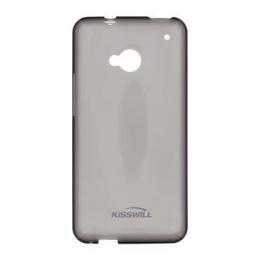 Pouzdro Kisswill TPU iPhone 5/5S černé
