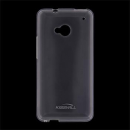 Pouzdro Kisswill TPU Samsung G357 Galaxy Ace LTE bílé