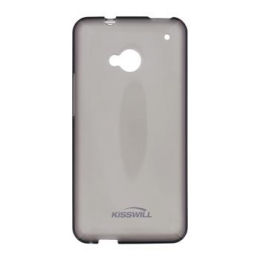 Pouzdro Kisswill TPU Sony D5503 Xperia Z1 Compact černé
