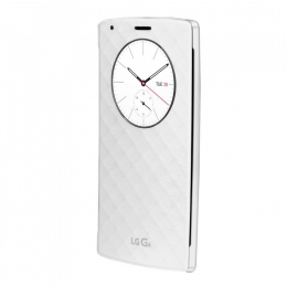 Pouzdro LG QuickCircle CFV-100 pro LG H815 G4 White