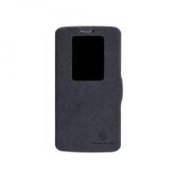 Pouzdro Nillkin Fresh Folio Flip LG G2 černé
