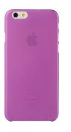 Pouzdro Ozaki Apple iPhone 6 O!Coat 0,3 Jelly fialové