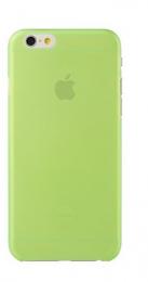 Pouzdro Ozaki Apple iPhone 6 O!Coat 0,3 Jelly zelené