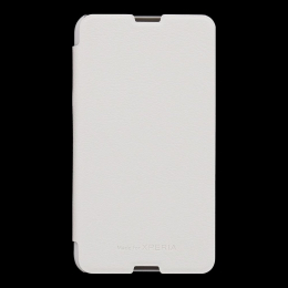 Pouzdro Roxfit original Folio pro Sony Xperia E4g bílé