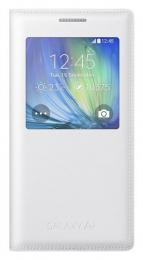 Pouzdro Samsung EF-CA500BW pro Galaxy A5 bílé