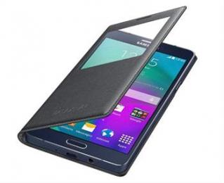 Pouzdro Samsung EF-CA700BC černé pro Samsung Galaxy A7