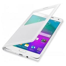Pouzdro Samsung EF-CA700BW bílé pro Samsung Galaxy A7