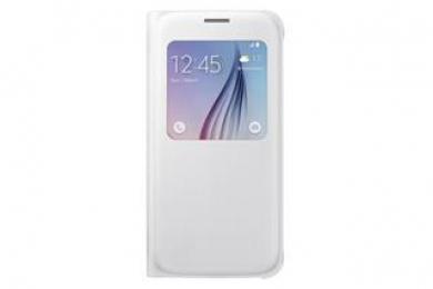 Pouzdro Samsung EF-CG920PW bílé
