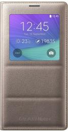 Pouzdro Samsung EF-CN910BE zlaté