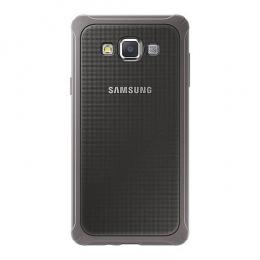 Pouzdro Samsung EF-PA700BA hnědé pro Samsung Galaxy A7