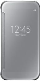 Pouzdro Samsung EF-ZG920BS stříbrné pro Samsung Galaxy S6