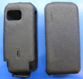 Kožené pouzdro Nokia 5800
