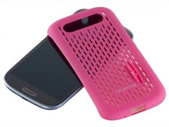 SAMGSVCPI Samsung Original Zadní Kryt Pink pro i9300