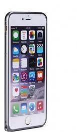 Ultratenký hliníkový bumper iPhone 6 Plus - černý