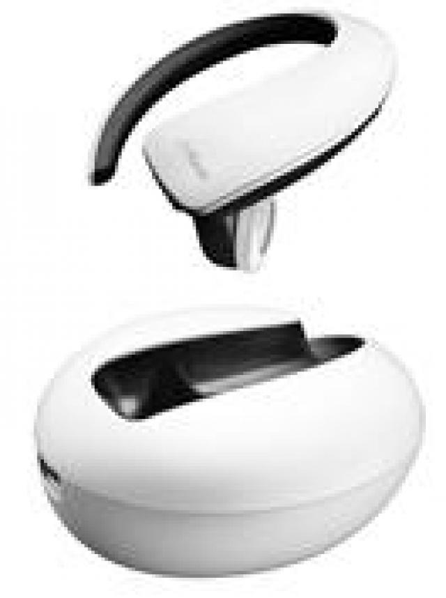 JABRA Přenosná handsfree Bluetooth JABRA STONE White