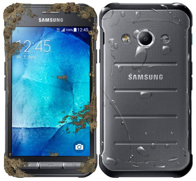 Samsung G388F Galaxy Xcover 3 Dark Silver